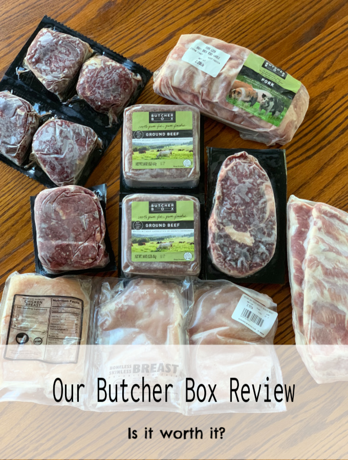 Butcher Box Product Review