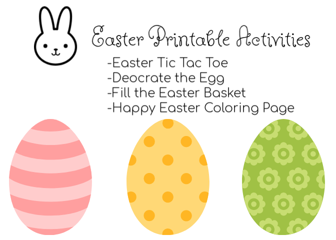 Super Fun Easter Activities